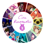 Color wheel meme by Cora-Rosemountain