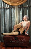 Mosh...Latex and Lace by viamarie