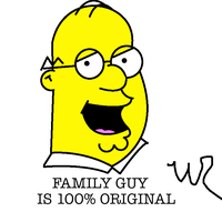Family Guy Is... by ElTehBirdzNBeezo