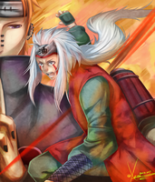 Jiraiya's Time by XeroBJD