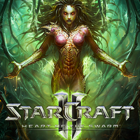 StarCraft 2 Heart of the Swarm v2 by HarryBana