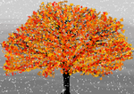 November Snow by MisDmeanor