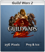 Guild Wars 2 - Icon 2 by Crussong
