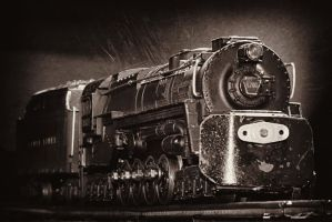 2020 Locomotive by tea