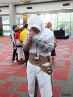Fanime '10: Assassin's Creed by SparksMcGhee