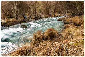 Lousios River by etsap