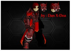 Omega Demon Plate by XionicDXelt