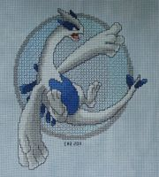 Project Lugia by gatchacaz
