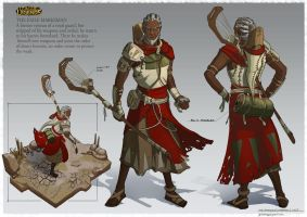 Marksman- Champion Project by CaconymDesign