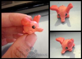 :Clay Elephant: by PrePAWSterous