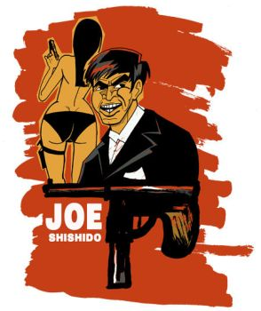 Joe ShiShido by NecroAnomaly