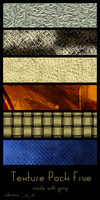 texture pack five by istarlome