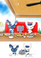 Family Dining by Winick-Lim