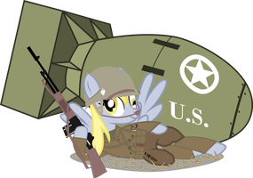 US Derpy - Commission by tensaioni