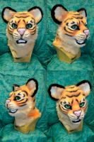 Dalan Tiger Head by temperance