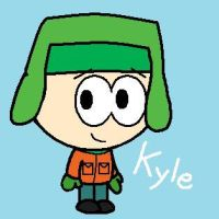 South Park - Kyle by HTFNeoHeidi