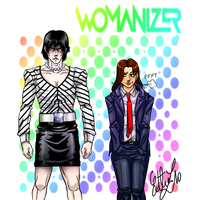 Womanizer by MlleEsther