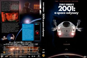2001 2-Disc DVD cover art by Rob-Caswell