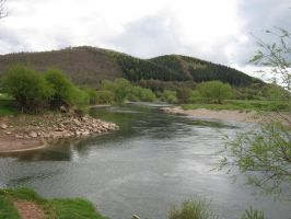 River Junction by Kursura