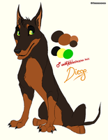 DIEGO Character Sheet by Pouasson-de-oro