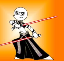 Jenny as Asajj Ventress by mpcp13