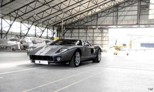 Ford GT by diddylux