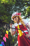 Flandre: Why don't you dance with me? by SweetCandyCupkake