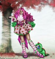 Strawberry Lolita by Zchanning
