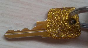 Decorated key 2 by riorval