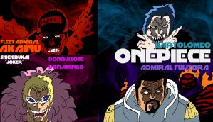 One Piece: Strong New Foes by 5ifty