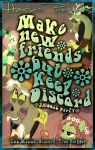 MLP Make New Friends But Keep Discord Movie Poster by pims1978