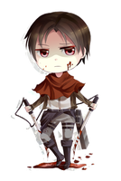 Rivaille by Ruurin