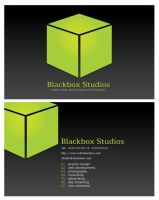 Business Card 1 by blackboxstudios