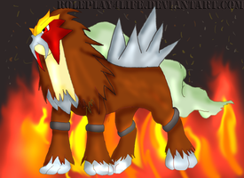 :.Entei.: by roleplay4life