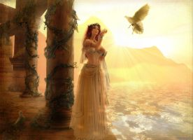 Love Letter II - The reply by Freyja-M