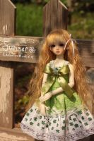 :BJD: Clover by RabbitonBooks