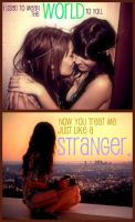 Perfect Strangers by Monroe-West