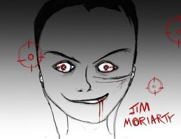 Moriarty - Bloodlust by unicornchick