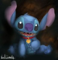Lilo and Stitch - Stitch by The-Avenged-Evil