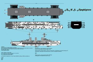 A.N.S. Amphiptere Revised. by WillKapton