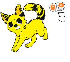 Pup Dog Adoptable!2(SOLD) by kibagirl135
