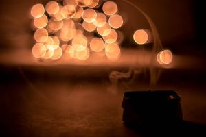 Candle. by Vedjmarka