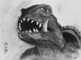Gamera by Kyle7890