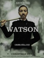 Dr. John H. Watson - Cosplay by Artemisia-Amore
