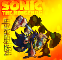 SONIC BD by updown1234