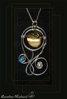 Spirality Pendant by CaroRichard