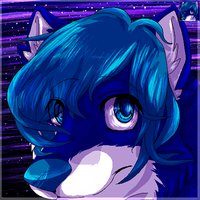 GA: Icon For JordantheBlueFluff by Soft-Ears