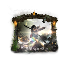 Renderizada Tomb Raider by Speed-DS