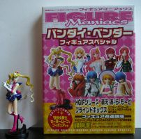 Figure Maniacs - Sailor Moon by SakkysSailormoonToys