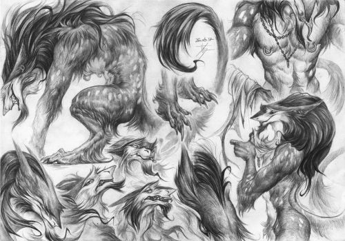 SketchPage. Jerry by MattBarley